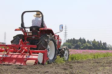 岐阜の米通販「農家のお米.com」の耕起画像2