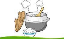 岐阜の米通販「農家のお米.com」の炊飯